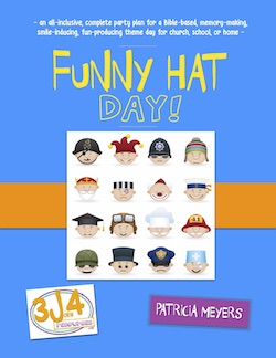 3John4 Resources Funny Hat Day Party Plan