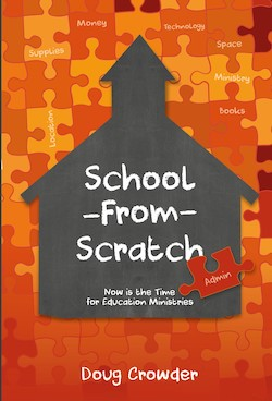 School from Scratch: Now is the time for Education Ministries