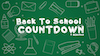 HM Media: Back To School Countdown