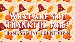 HM Media: Thanksgiving Countdown