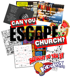 Church Escape Event Plan
