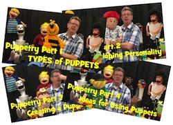 Karl's Puppet Training Video Series