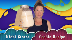 Object Lessons with Nicki Straza: Video #08 - Cookie Recipe