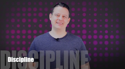 60 Second Teacher Tips with Philip Hahn: Video #04 - Discipline