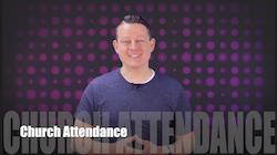 60 Second Teacher Tips with Philip Hahn: Video #06 - Church Attendance