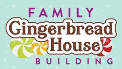 Family Gingerbread House Building Event Kit
