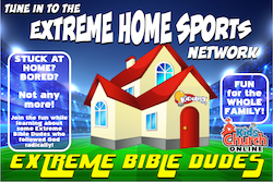 Extreme Bible Dudes! Kids Church Series