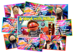 A Word From Wilbur Imagination Time Machine Video Lesson Series