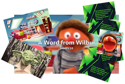 A Word From Wilbur Wisdom Video Lesson Series