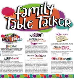 Family Table Talker #24 - Wisdom