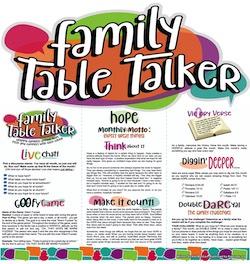 Family Table Talker #27 - Hope