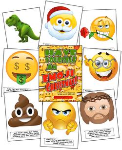 An Emoji Christmas Story