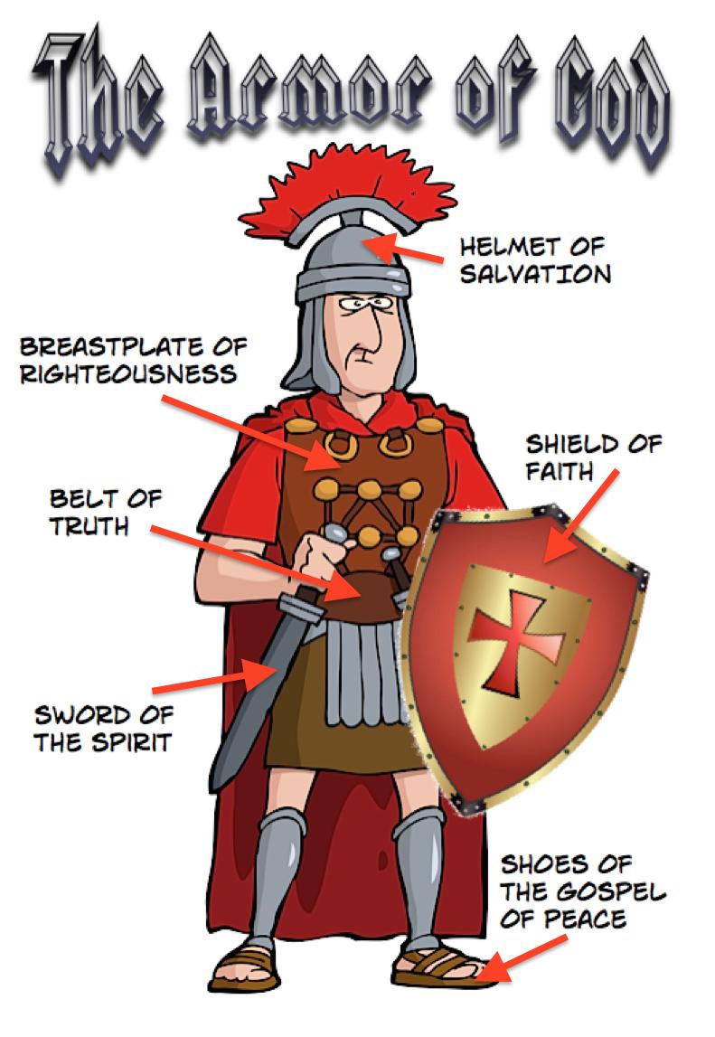 Kidology Inc. - The Armor of God Preschool Curriculum Series