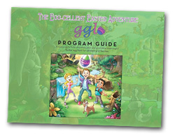 Egg-cellent Easter Adventure Program Guide