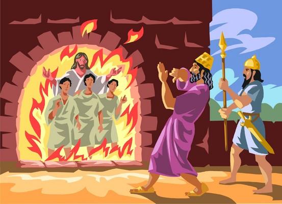 The Fiery Furnace Kids Art