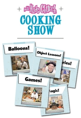 Cooking Show Training Videos