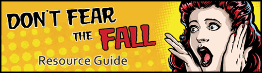 Don't Fear the Fall Resource Guide