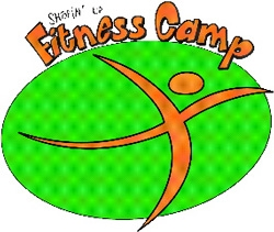 Shapin' Up Fitness Camp