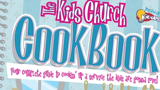 The Kid's Church Cookbook