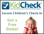 KidCheck Secure Check-In Systems
