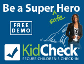 KidCheck Custom Check In Systems