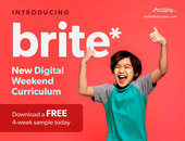 brite Weekend Curriculum from AWANA