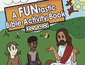 FUNtastic Bible Activity Book