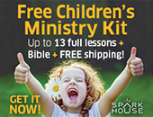 Sparkhouse Children's Ministry Kits
