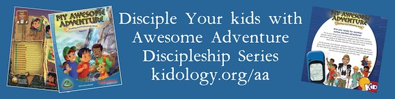 Awesome Adventure Discipleship Series