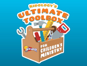 Kidology's Ultimate Toolbox for Children's Ministr