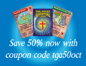 The Great Adventure Cards - 50% Off