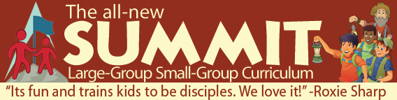 DiscipleLand SUMMIT Large/Small-Group Curriculum