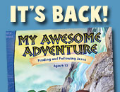 My Awesome Adventure is Back!