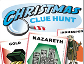 Christmas Clue Hunt Game