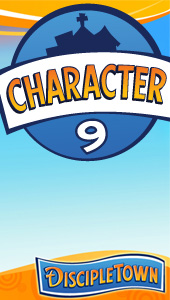 DiscipleTown Unit 9 - How to Build Character