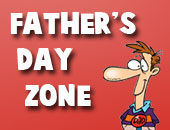 Father's Day Zone