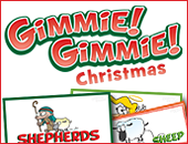 Gimmie! Gimmie! Christmas Game