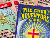 The Great Adventure Cards