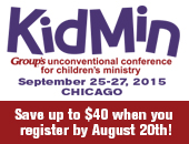 Group Kidmin Conference