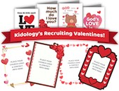 Recruiting Valentine's