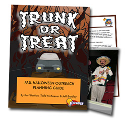 Trunk or Treat Guide