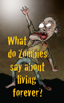 Zombies Halloween Tracts