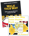 <i>Walk This Way</i> Book and Poster Bundle