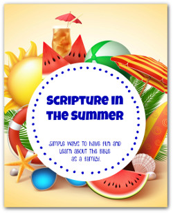 Scripture in the Summer