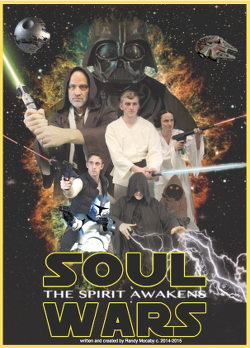 Soul Wars - Spirit Awakens 4-Part DIY Curriculum