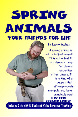 Spring Animals Instructional eBook and Video