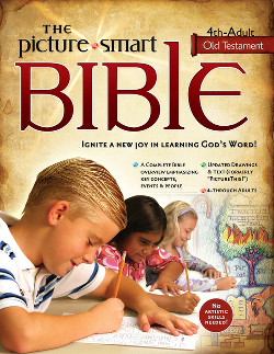 Picture Smart Bible - Old Testament (Grade 4 to Adult)