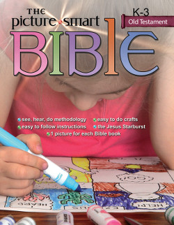 Picture Smart Bible - Old Testament (Grade K to 3)