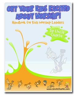 Get Your Kids Excited About Worship! Handbook
