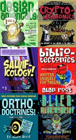 Alan Root's Tween Study Books 6-Pack